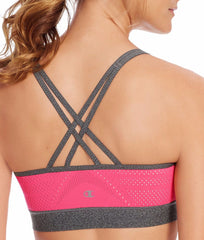 Champion The Infinity Mesh Sports Bra B1093 image 3 - Brayola