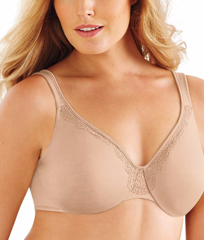 cc91127b6f Lilyette by Bali Endless Smooth Minimizer Underwire Bra 905 image 2 -  Brayola ...