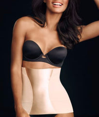 Latte Lift Maidenform Easy-up Easy-down Firm Control Waist Cincher 2368 image 2 - Brayola
