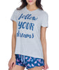 Munki Munki Follow Your Dreams Tee M01868 image 4 - Brayola