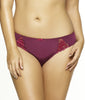 Grape Wine/Vivacious Paramour Madison Bikini Panty 635946 image 2 - Brayola