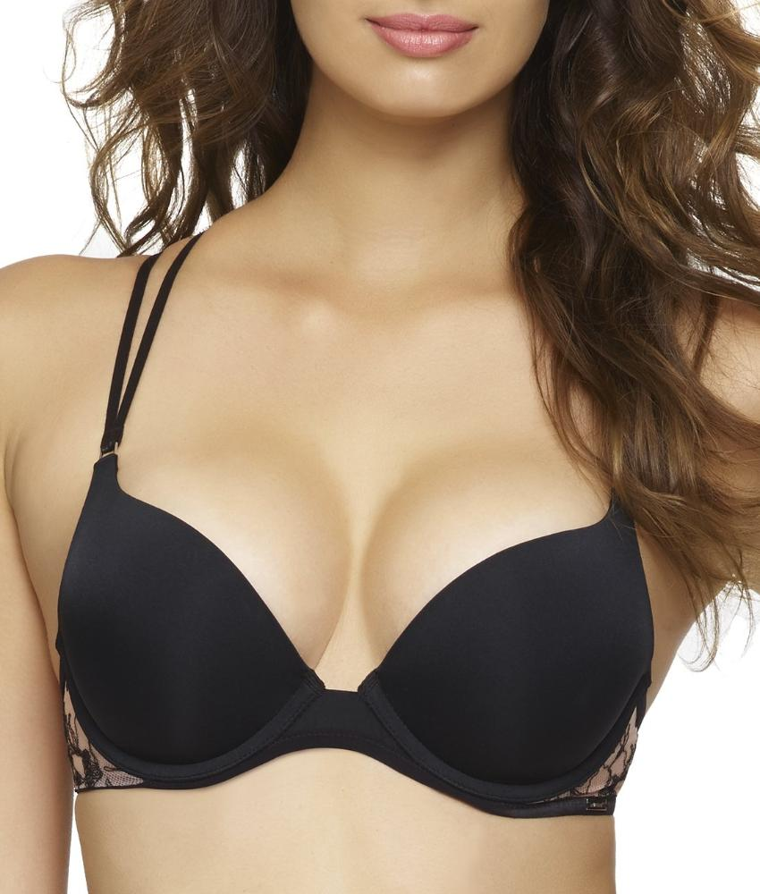 unveiled - Omnia Seamless Push-Up Bra