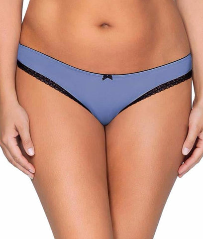Parfait Lace Trim Thong PP401