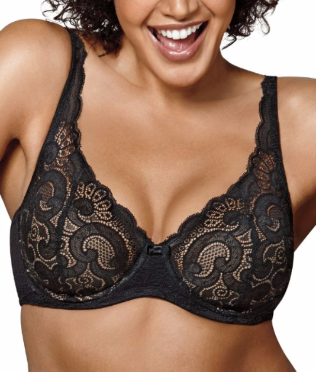 e801ab91e2b29 Playtex Love My Curves Beautiful Lift Lightly Lined Underwire Bra US4514