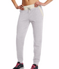 Oxford Heather/Oatmeal Heather Champion Women's Fleece Jogger Pants M0937 image 2 - Brayola