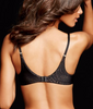 Maidenform One Fab Fit Embellished Demi T-Shirt Bra 9471 image 3 - Brayola