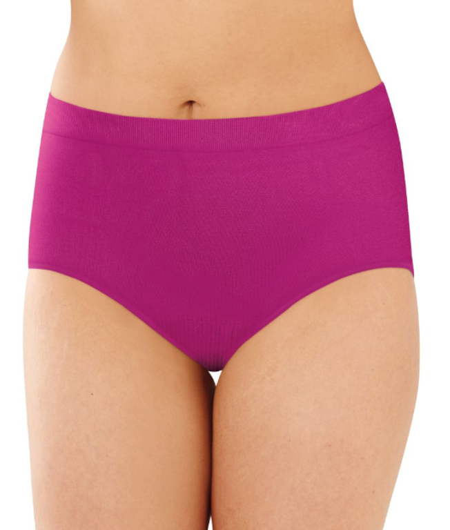 373441d82 ... Bali Barely There Comfort Revolution Brief 803J image 4 - Brayola ...