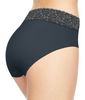 Hanes Ultra Light Lace Hipster 4-Pack LW41AS image 3 - Brayola