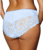 Chilled Lilac Playtex Beautiful Lace Hipster PSCHHP image 2 - Brayola