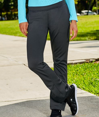 Black Champion Performance Pro Tech Women's Pants 8896 image 2 - Brayola