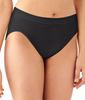 Black Bali Comfort Revolution® Hi-Cut Brief 303J image 2 - Brayola