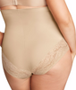 Maidenform Firm Foundations Curvy High Waist Brief DM1023 image 3 - Brayola
