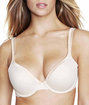 4d75838709 Nude Size 32B Dominique Corinne Everyday Seamless Pushup Bra 2200