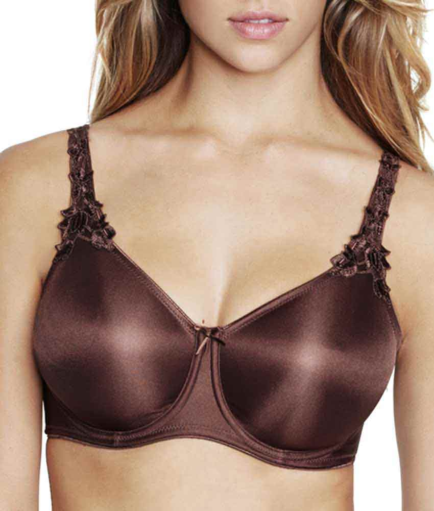 Dominique - Seamless Underwire Minimizer Bra