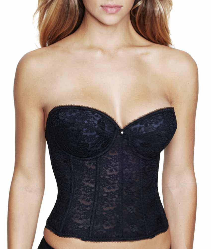 Dominique - Brasselette Lace Low Back Bra