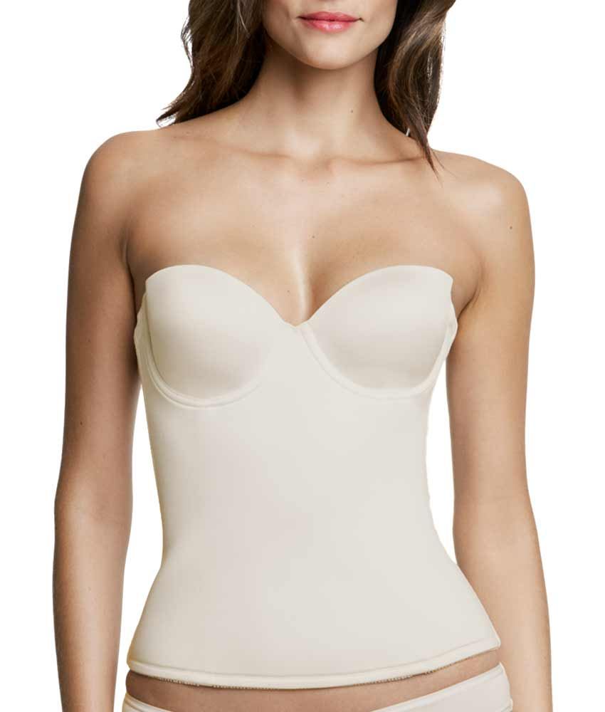 Dominique - Paige Seamless Padded Strapless Longline Bra