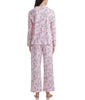 Karen Neuburger Long Sleeve Girlfriend Pajama Set RE0143 image 10 - Brayola