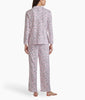 Karen Neuburger Long Sleeve Girlfriend Pajama Set RE0143 image 4 - Brayola