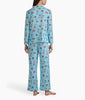 Karen Neuburger Long Sleeve Girlfriend Pajama Set RE0143 image 6 - Brayola