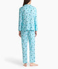 Karen Neuburger Long Sleeve Girlfriend Pajama Set RE0143 image 3 - Brayola