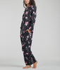 Karen Neuburger Long Sleeve Girlfriend Pajama Set RE0176 image 3 - Brayola