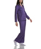 Karen Neuburger Minky Fleece Long Sleeved Girlfriend Pajama Set With Sock RZ0029 image 5 - Brayola