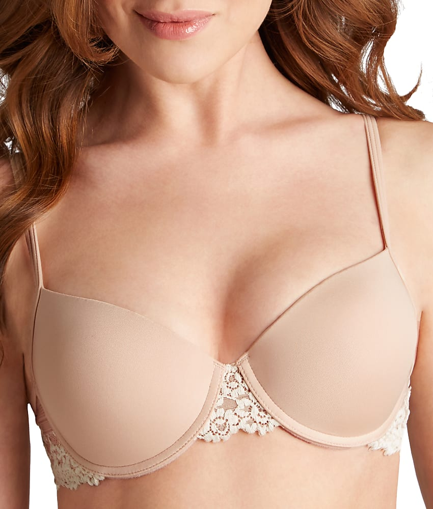 Wacoal - Petite Embrace Lace Push-Up Underwire Bra