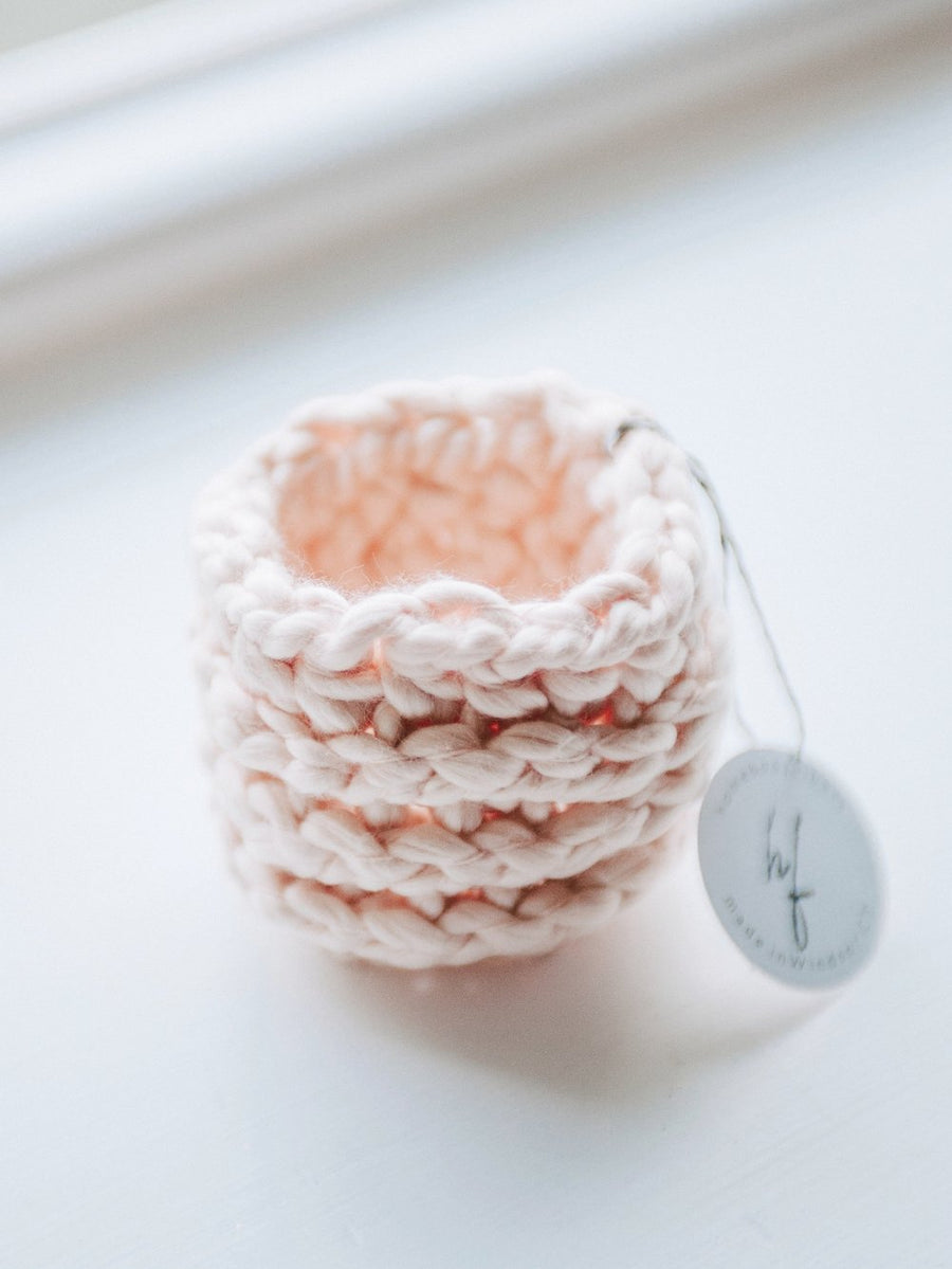 Soft Cotton Drink Cozy