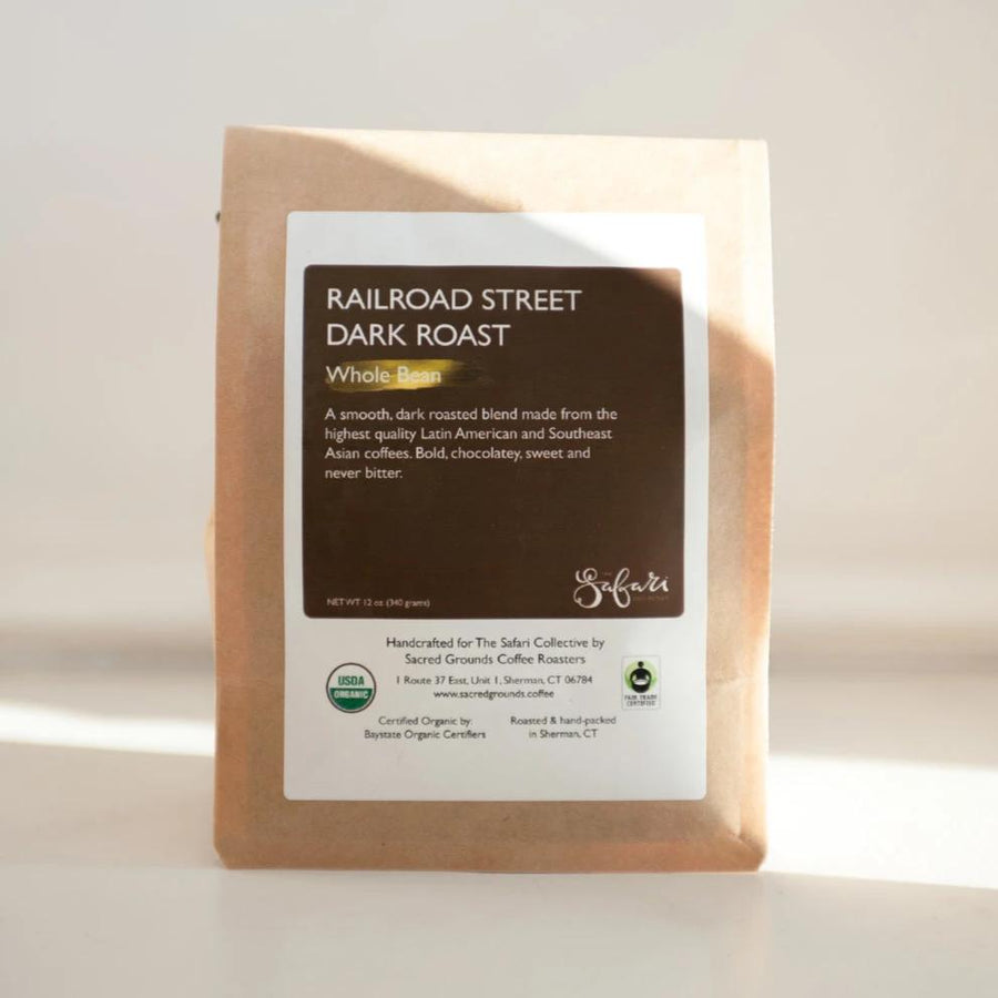 Railroad St. Dark Roast Coffee