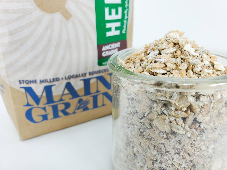 organic ancient grains cereal