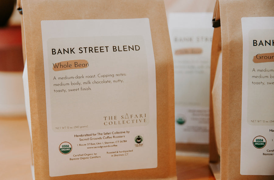 bank street blend coffee