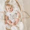 be kind baby onesie