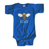 bee kind baby onesie