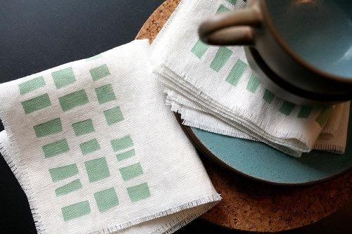 Cotton Napkin Block Print Workshop