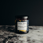 blueberry ginger jam