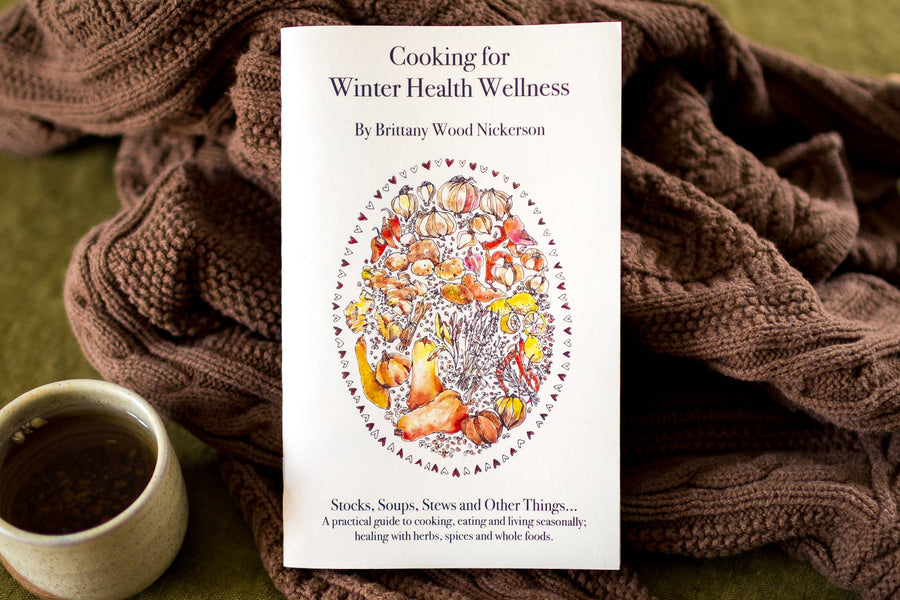 winter health cookbook