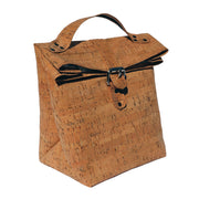 cork insulated lunch bag