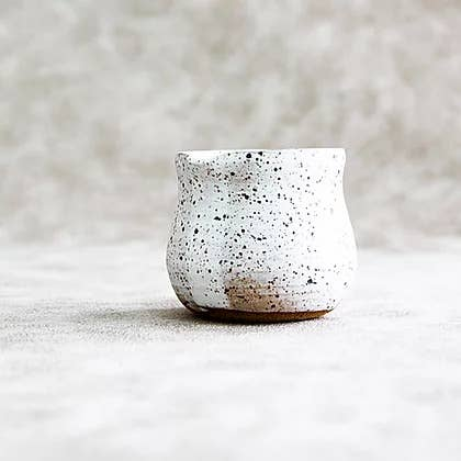 Speckled Ceramic Creamer