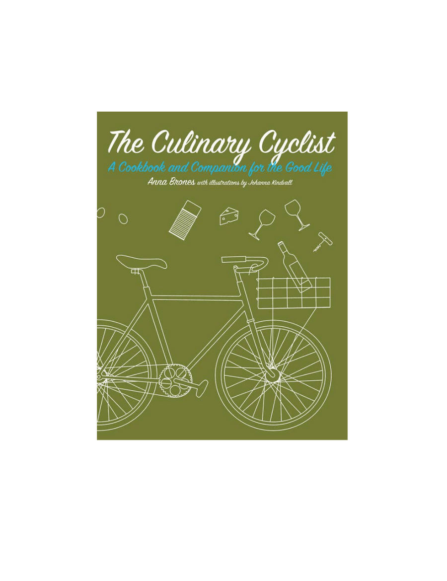 culinary cyclist book
