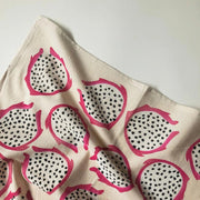 dragonfruit kitchen towel