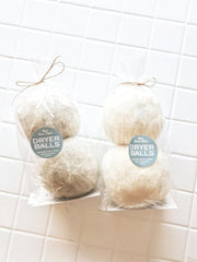 Hand-Felted Dryer Balls