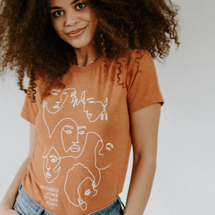 empowered women shirt
