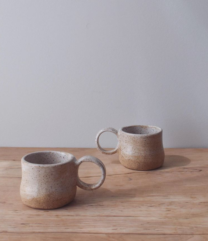 Speckled Ceramic Espresso Mug