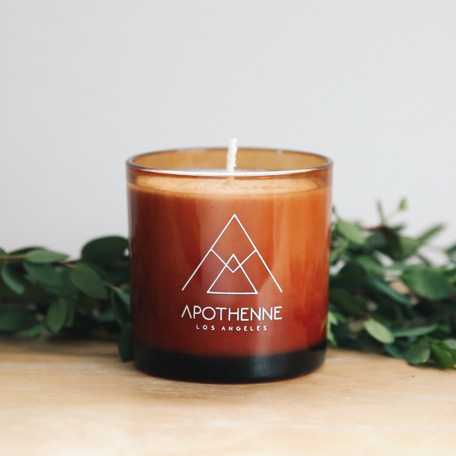 french garden soy candle