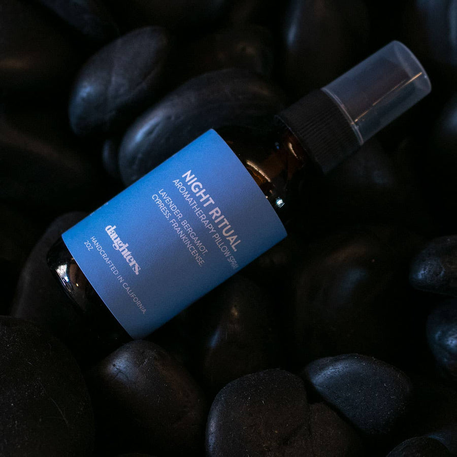Night Ritual Pillow Spray
