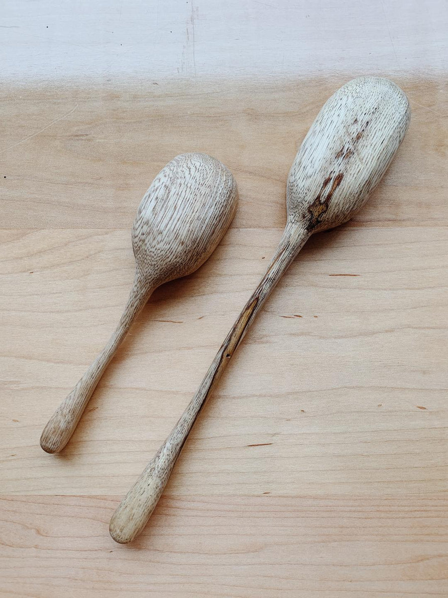 Oak Kitchen Spoon