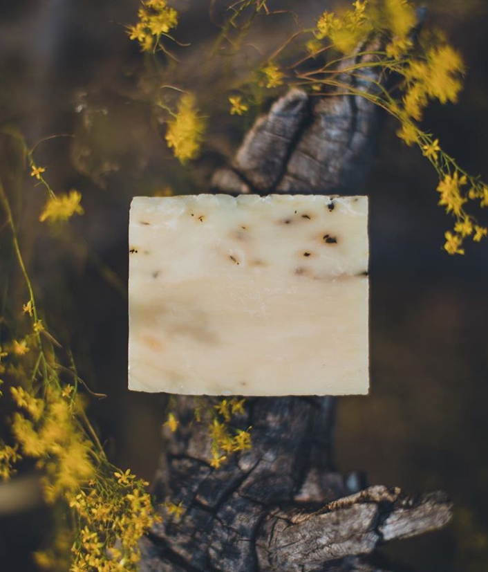 natural eucalyptus soap