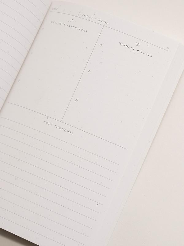 rituals wellness journal