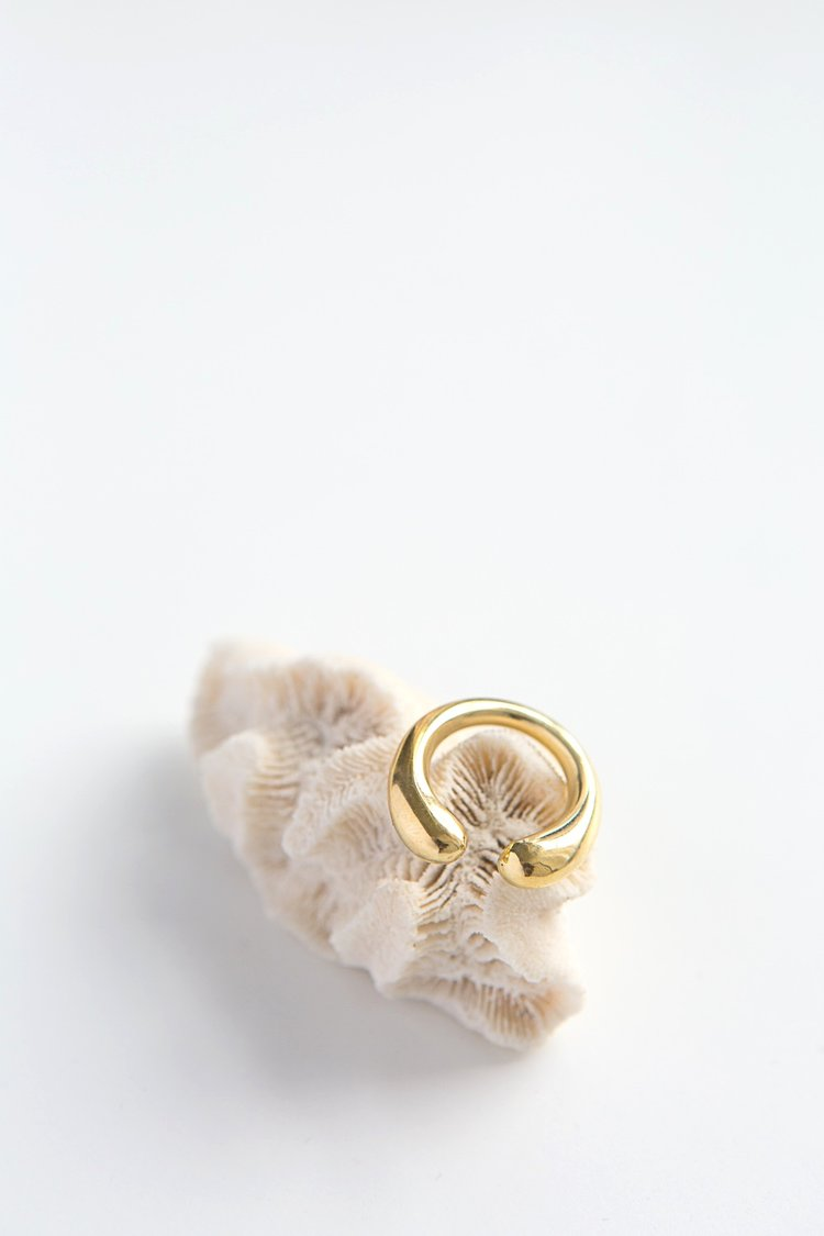 Sarah Brass Ring