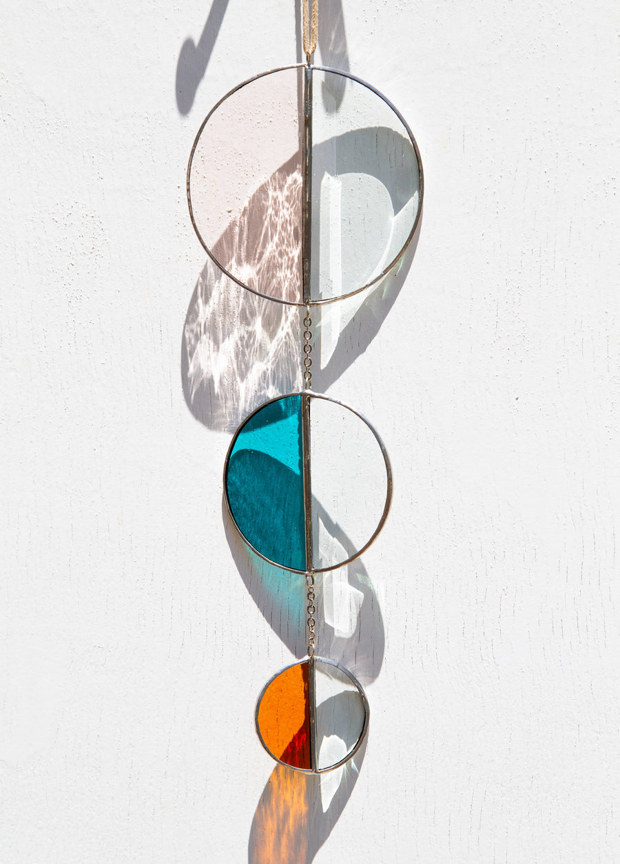 glass suncatcher